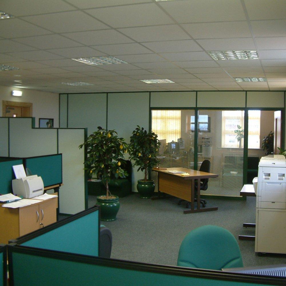 New Floors for Office