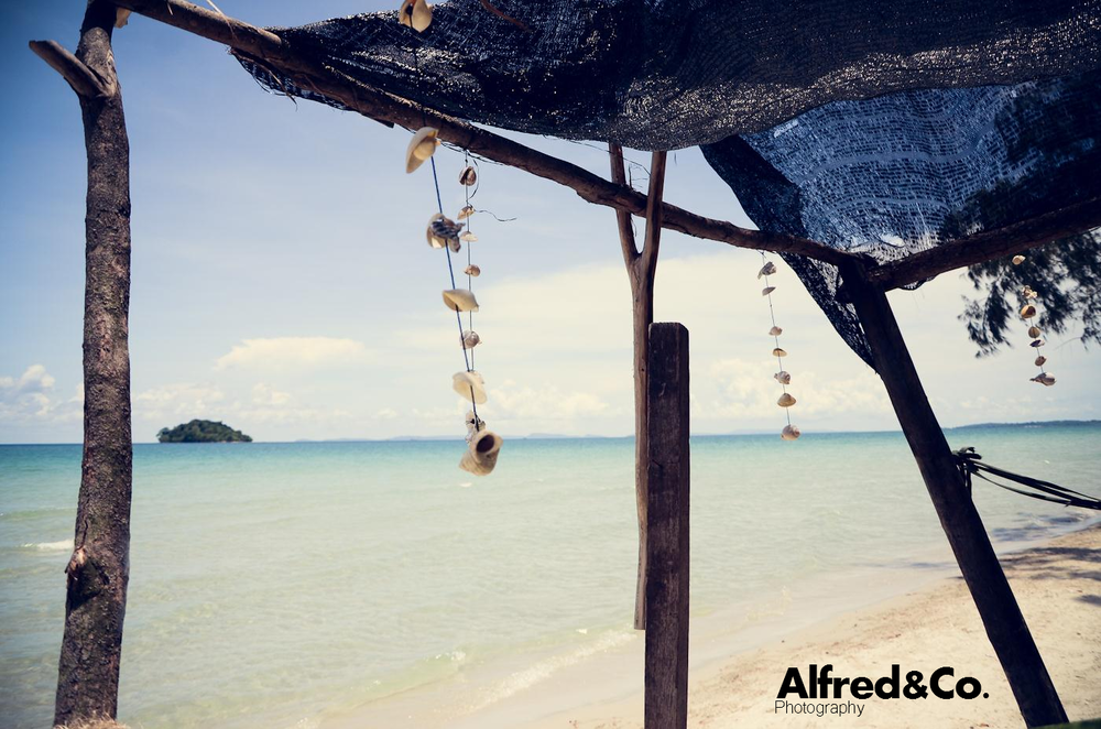 Otres Beach, Sihanoukhville - Cambodia. Alfred and Co Photography