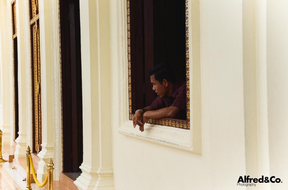The Royal Palace, Phnom Penh - Cambodia. By Alfredandcophotography.co.uk