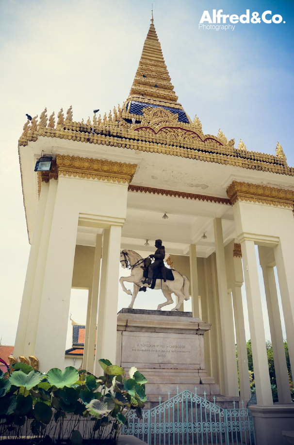 Royal Palace, Phnom Penh - Cambodia by Alfred and Co Photography