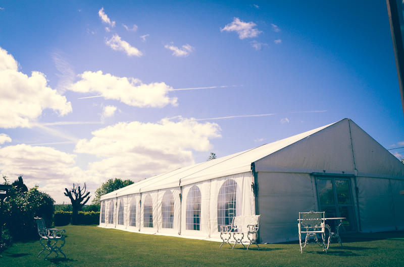 wedding marquee lancashire