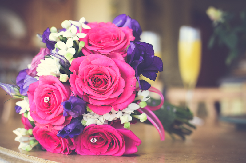 wedding flowers lancashire