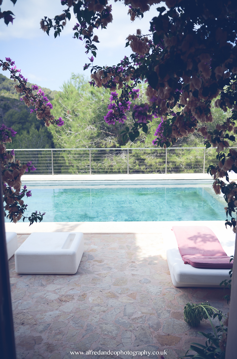 Vila Benirras,Cala Benirras, Ibiza