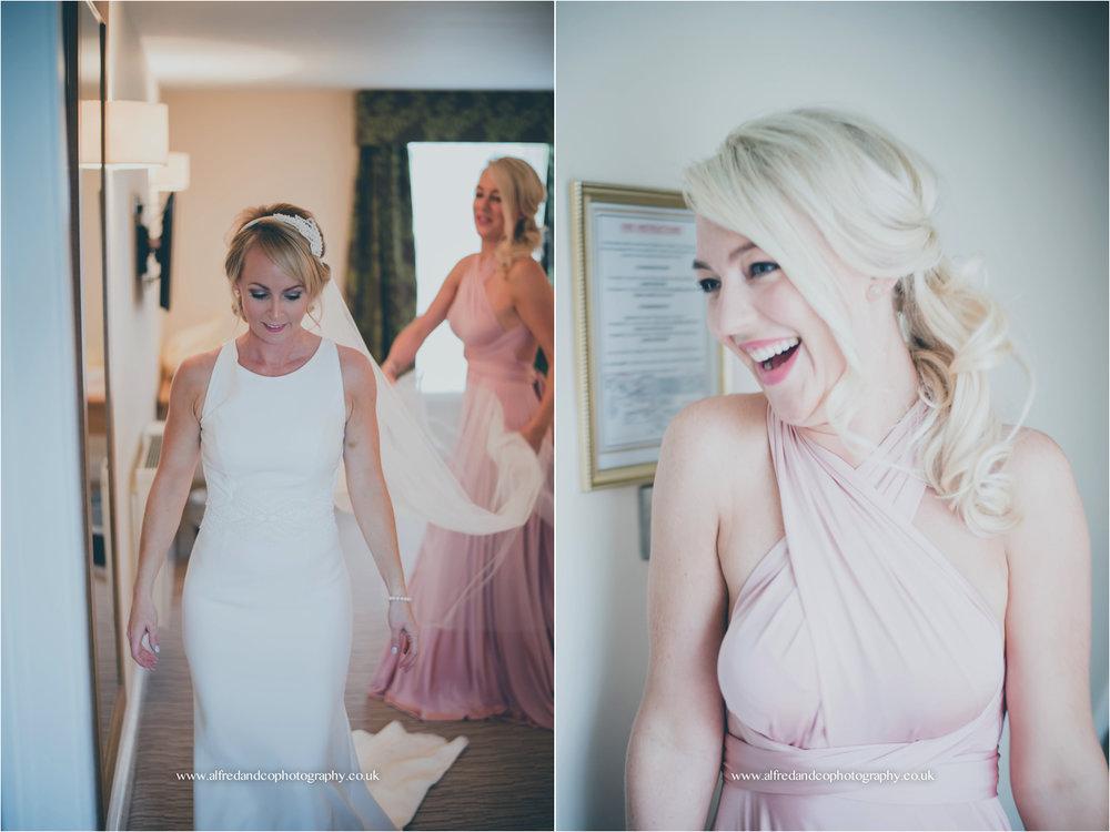 lancashire tipi wedding