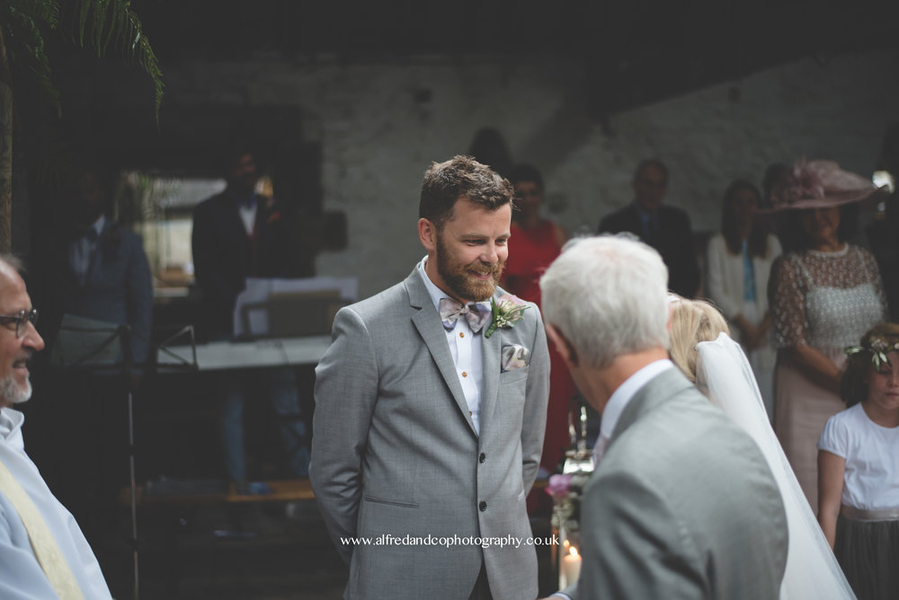 boho wedding in lancashire