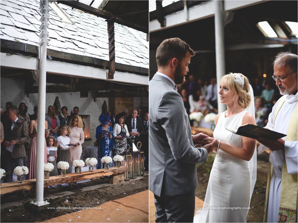 lancashire boho wedding
