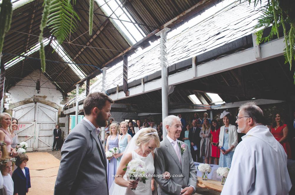 lancashire tipi wedding scorton