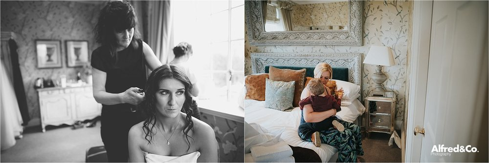 Eaves Hall Wedding Photographer