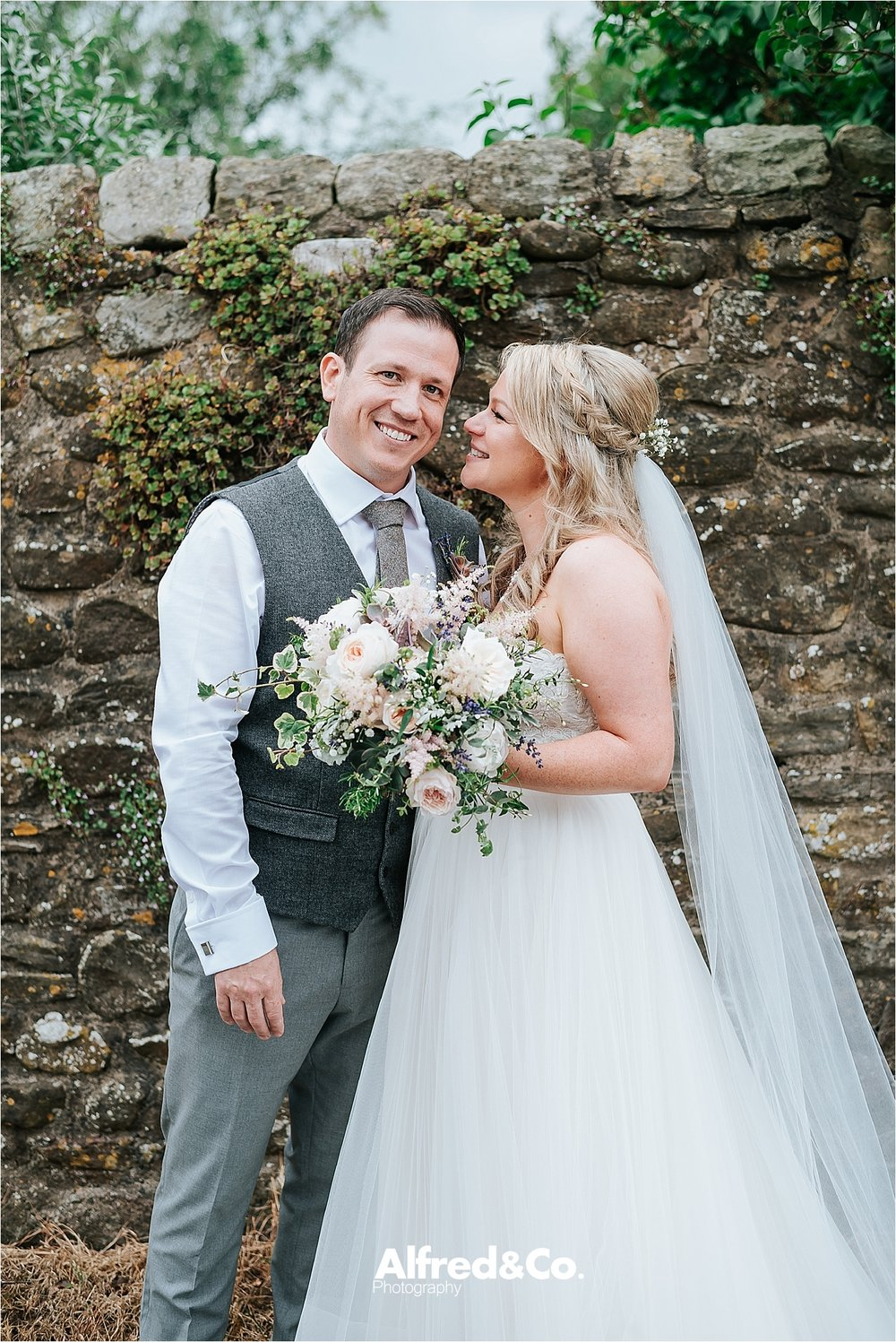 bashall barn wedding photographer, lancashire