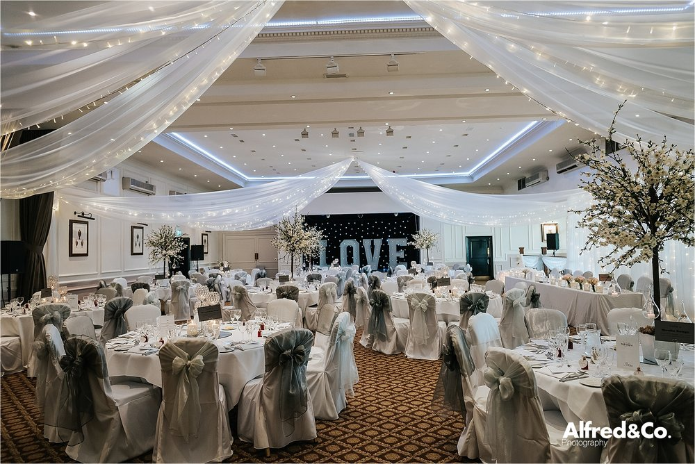 Creative Cover Wedding at the Dunkenalgh, Accrington