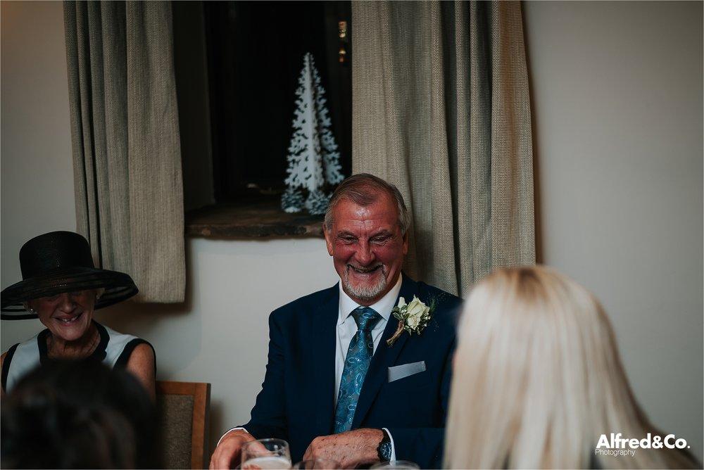 wedding party at beeston manor