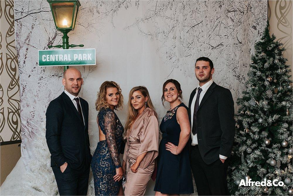 lancashire christmas party photography