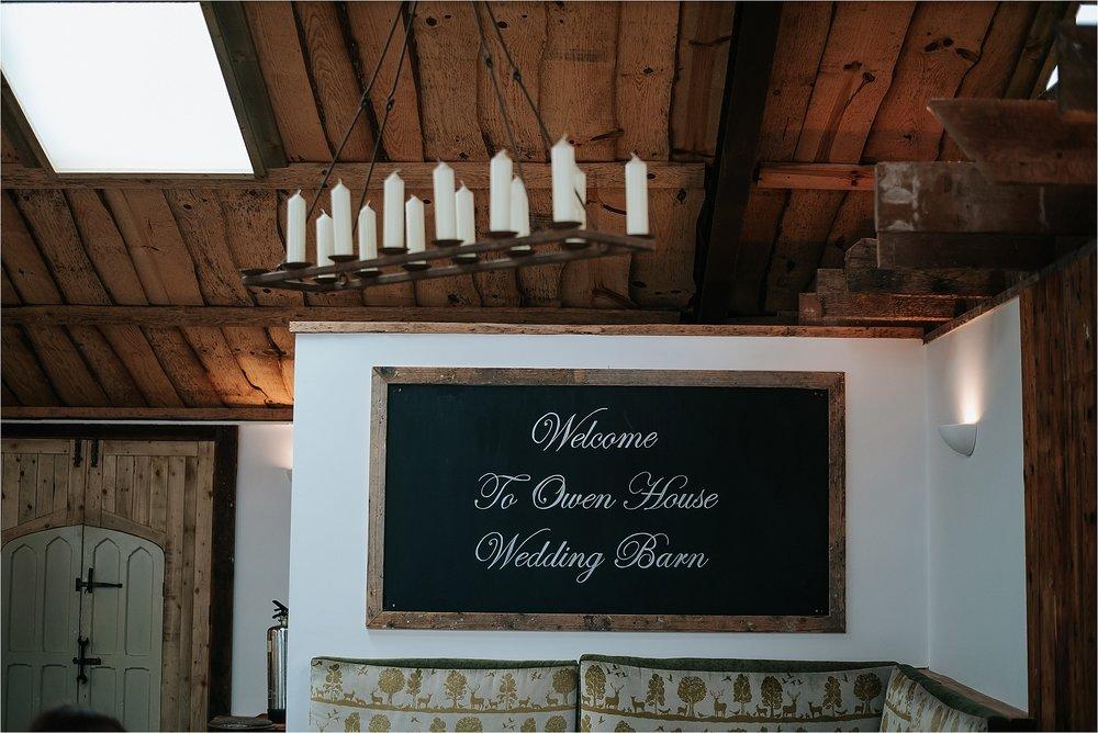 owen house wedding barn photographer