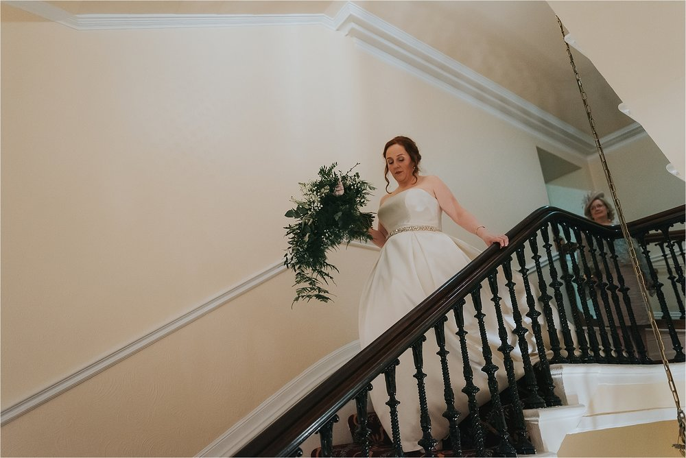 bride at the grange hotel