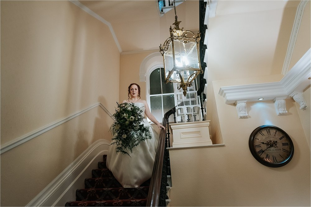 spring wedding at the grange hotel