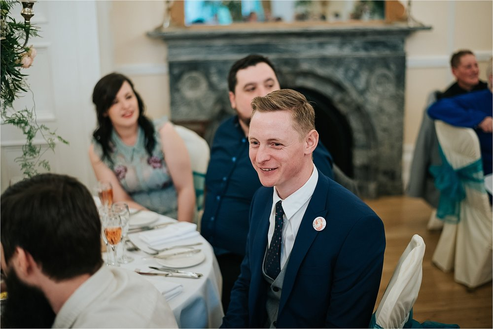 spring wedding at grange hotel, lake district