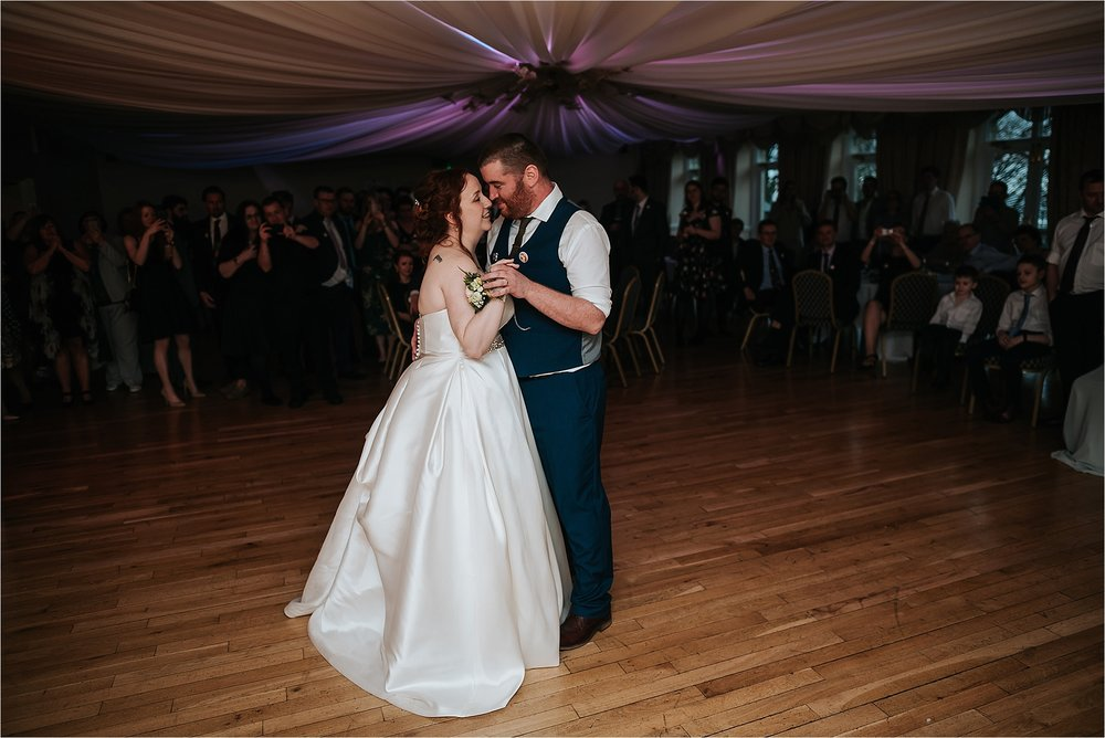 spring wedding at grange hotel