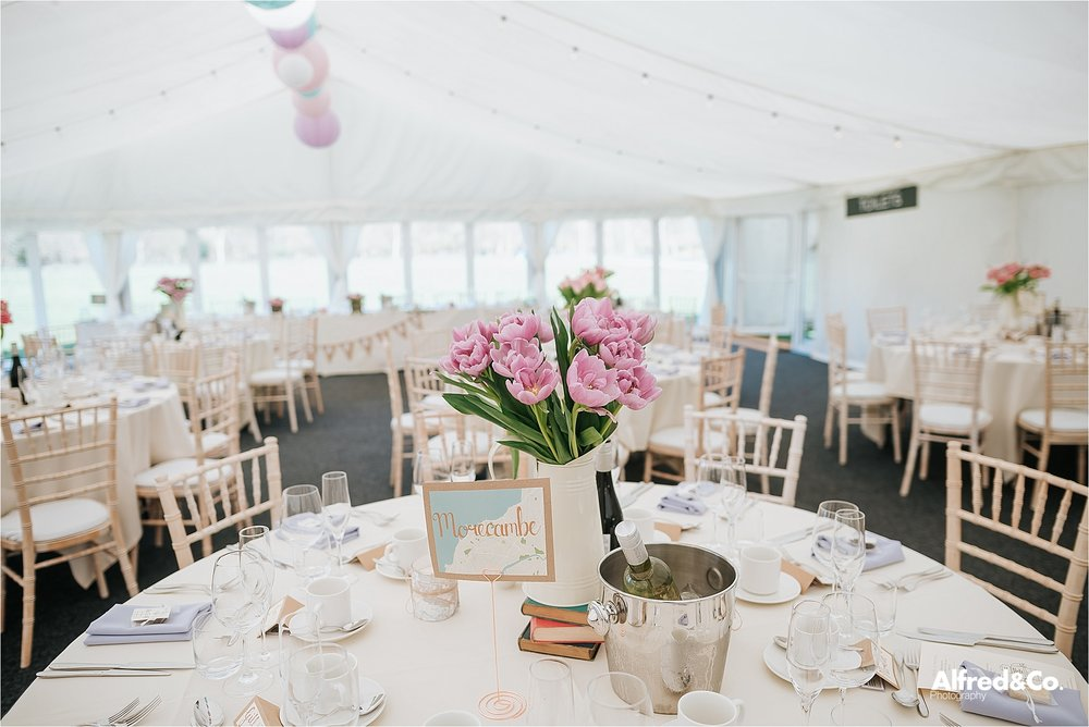 beautiful pastel colours for spring wedding