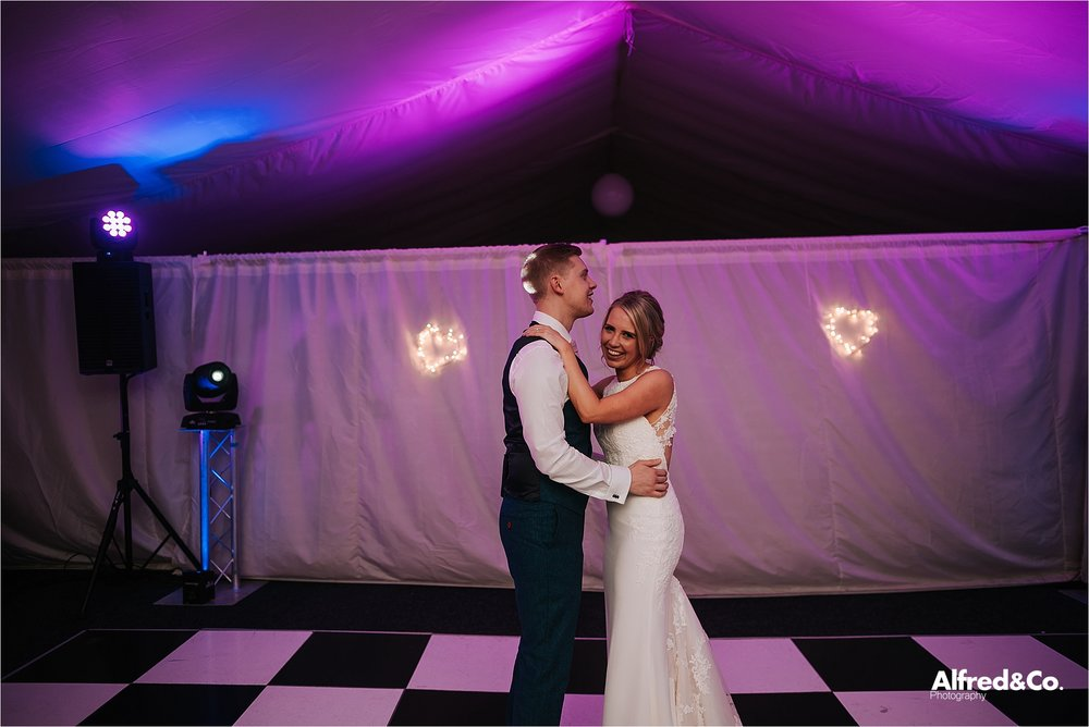 speke hall wedding pavilion