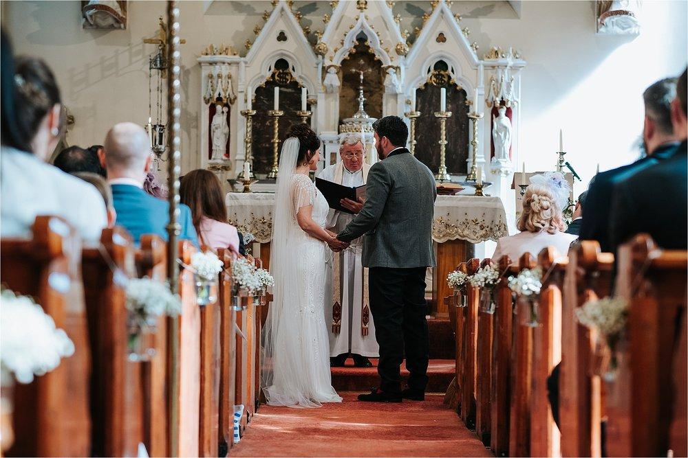 scorton church wedding