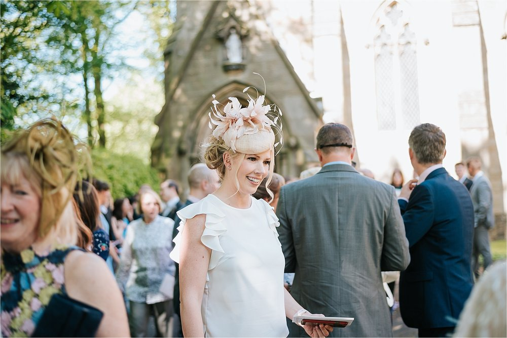 church wedding in scorton