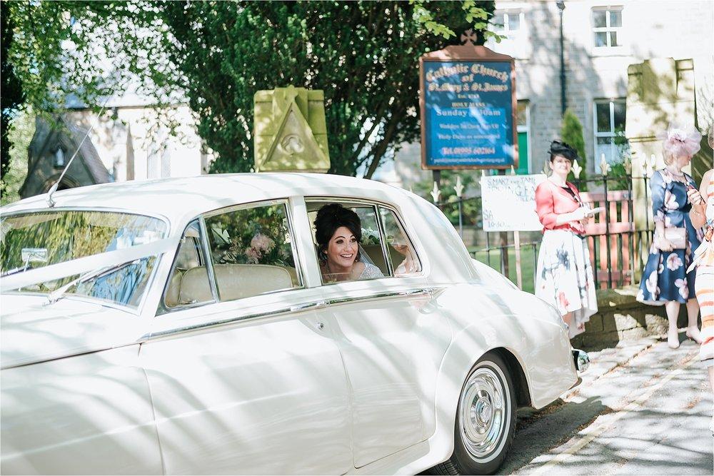 broughton wedding cars