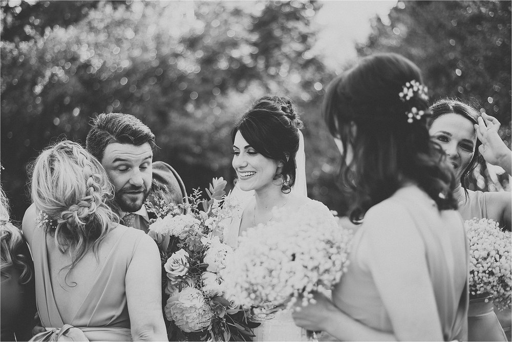 beautiful wedding near preston