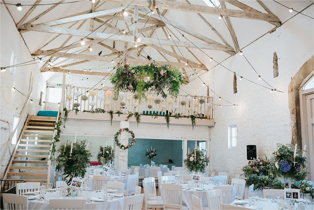 inside wyresdale park wedding venue