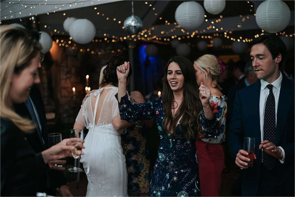 wedding night party at wyresdale park