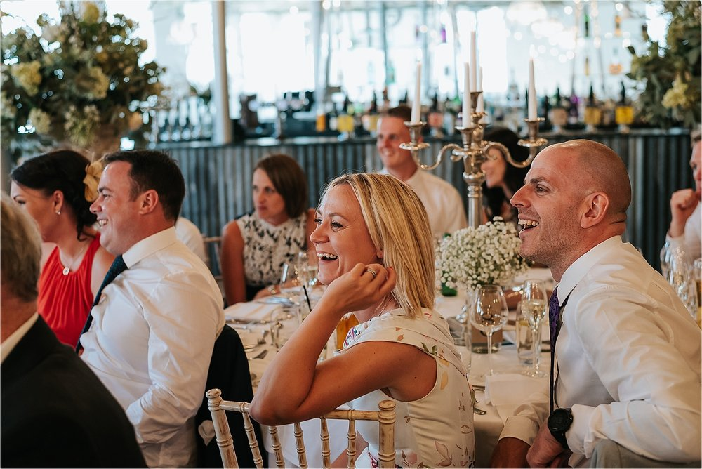 Wedding Speeches at holmes mill
