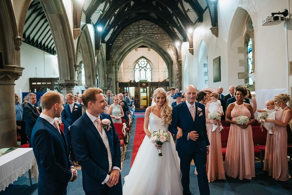 preston church wedding