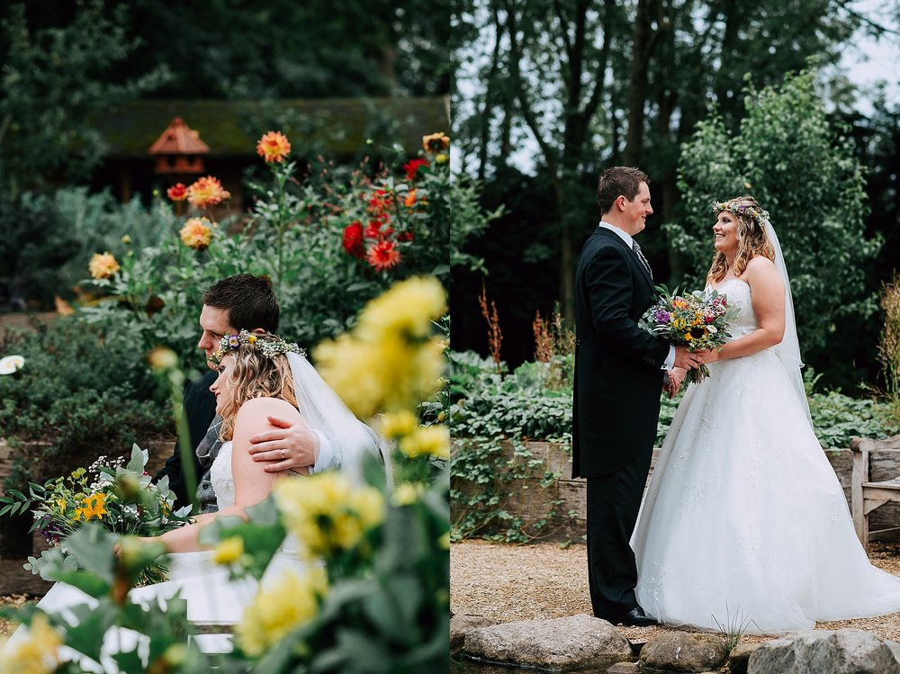 summer wedding at ribby hall village lancashire