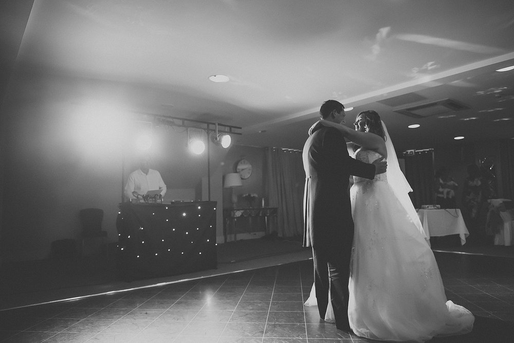 first dance at ribby hall