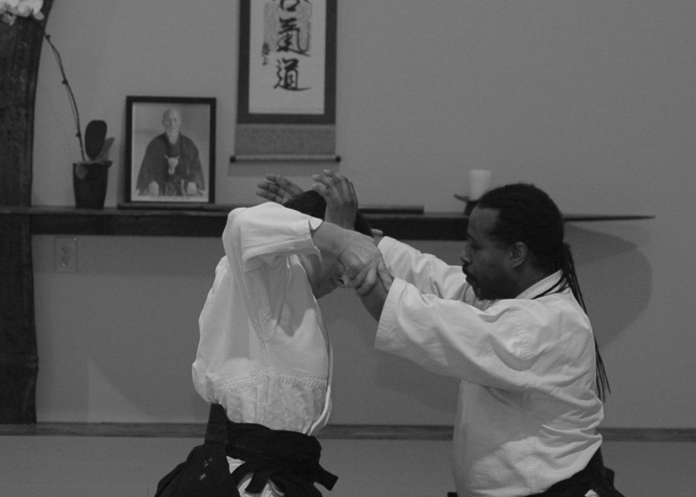 Donovan Waite sensei at Skylands 2012