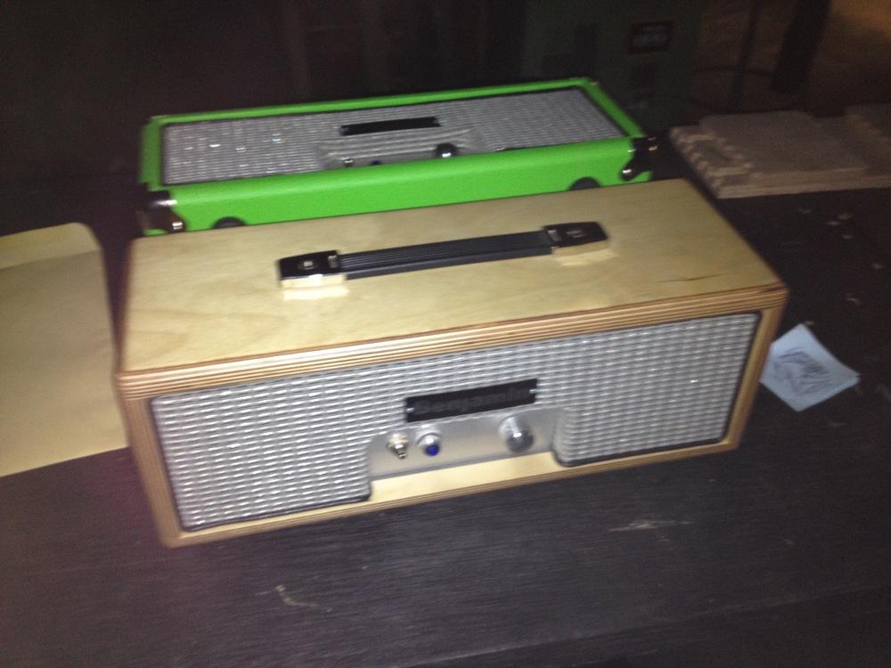 Amp. Ben Audio. Radiorobot. 2015.