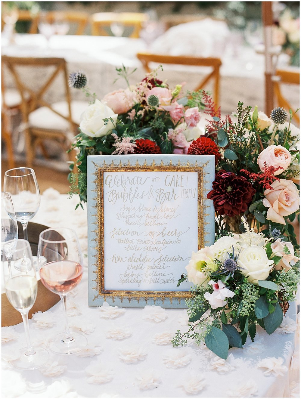 Yorba Linda wedding and social event planning brunch