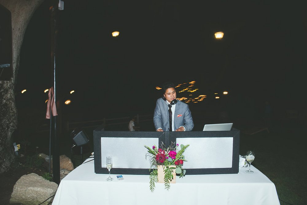 Indie Alternative Wedding in Temecula Wine Country