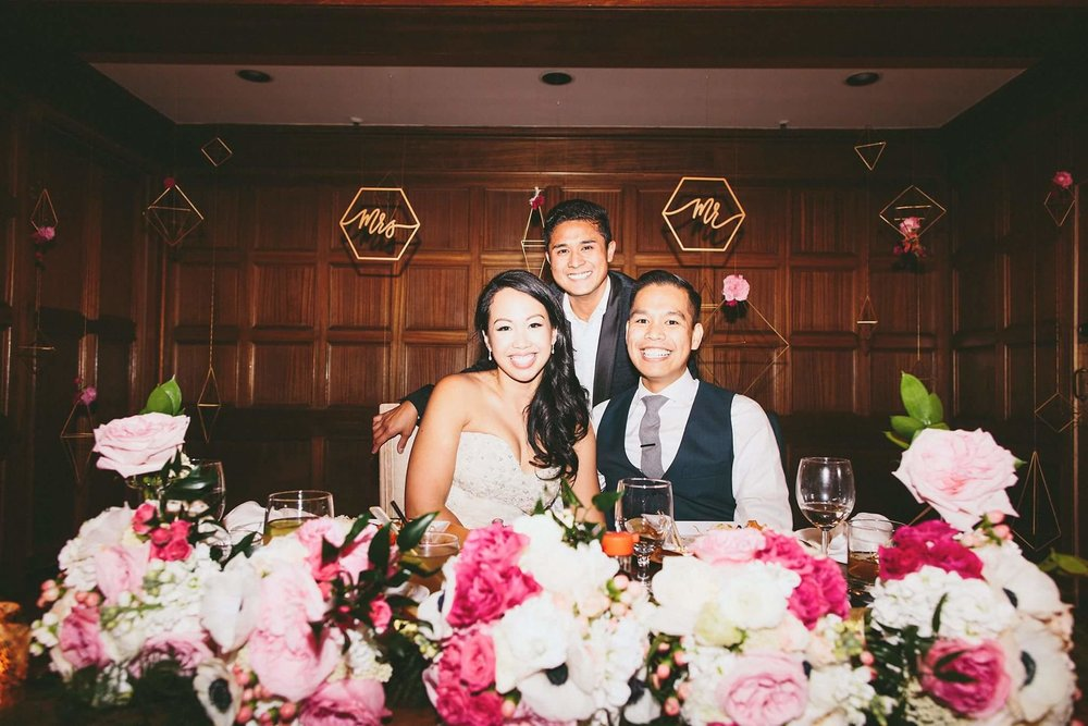 A Classic and fun Long Beach Wedding at the Loft on Pine