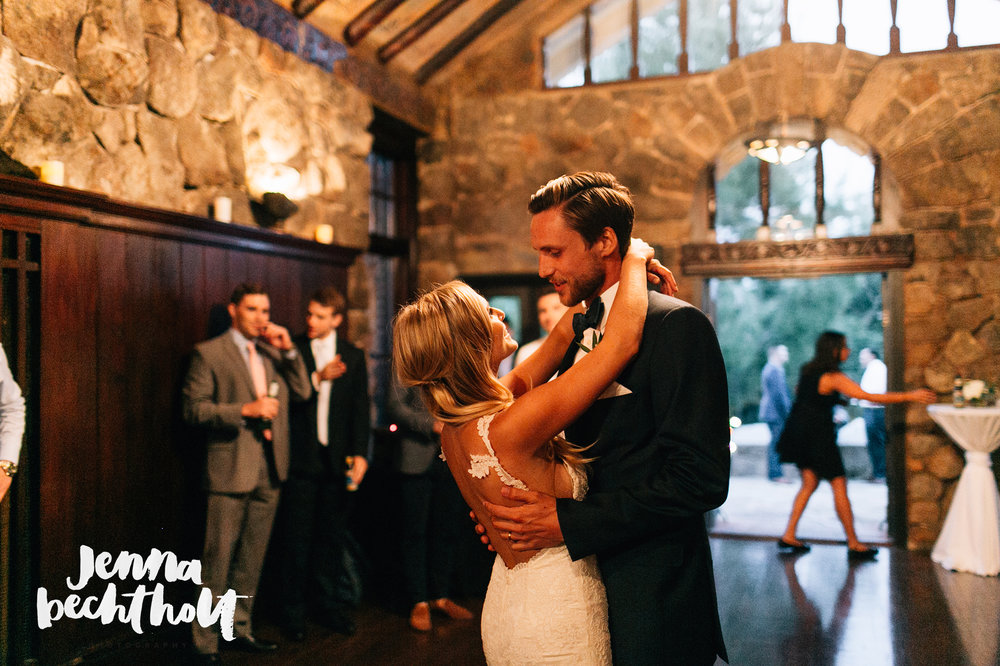 First Dance Music at Mt Woodson Castle DJ.jpg