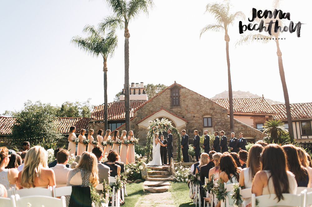 Mt Woodson Castle Wedding Ceremony DJ Music.jpg