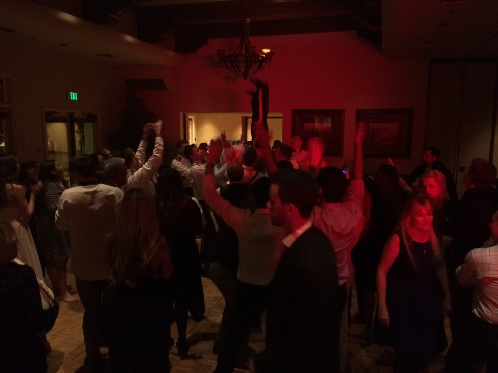 Red Hill Country Club Wedding Dance Party 1.JPG