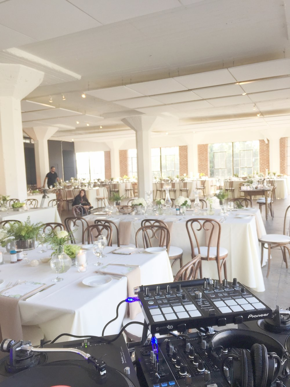 Hudson Loft Wedding DJ Los Angeles