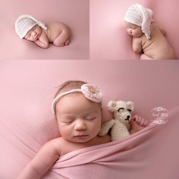 Baltimorenewbornphotographer harfordcountynewborn sweetblissphotography pink1 jpg