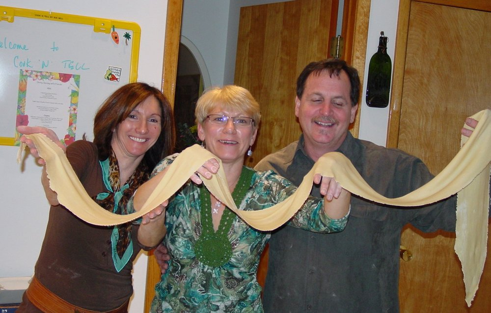 rosemary sue mike with pasta.jpg