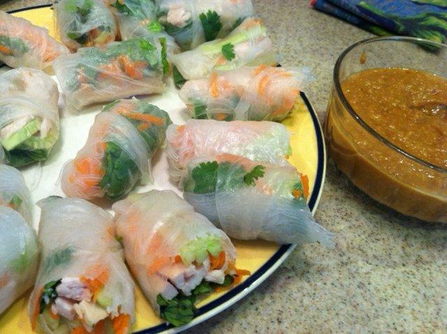 thai spring rolls with peanut sauce.jpg