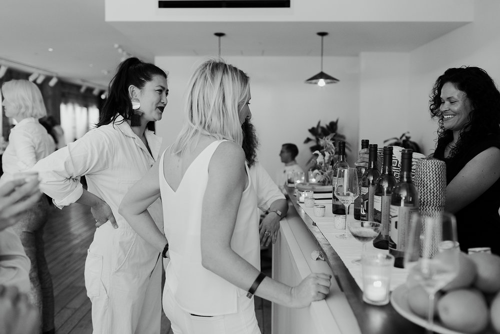 Ashley Smith Events | Hannah Costello | Wild Club | Fogcutter Catering | White Party