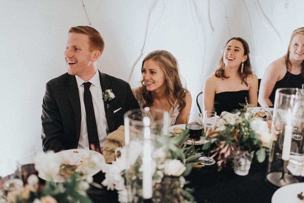 Ashley Smith Events | Jonnie & Garrett