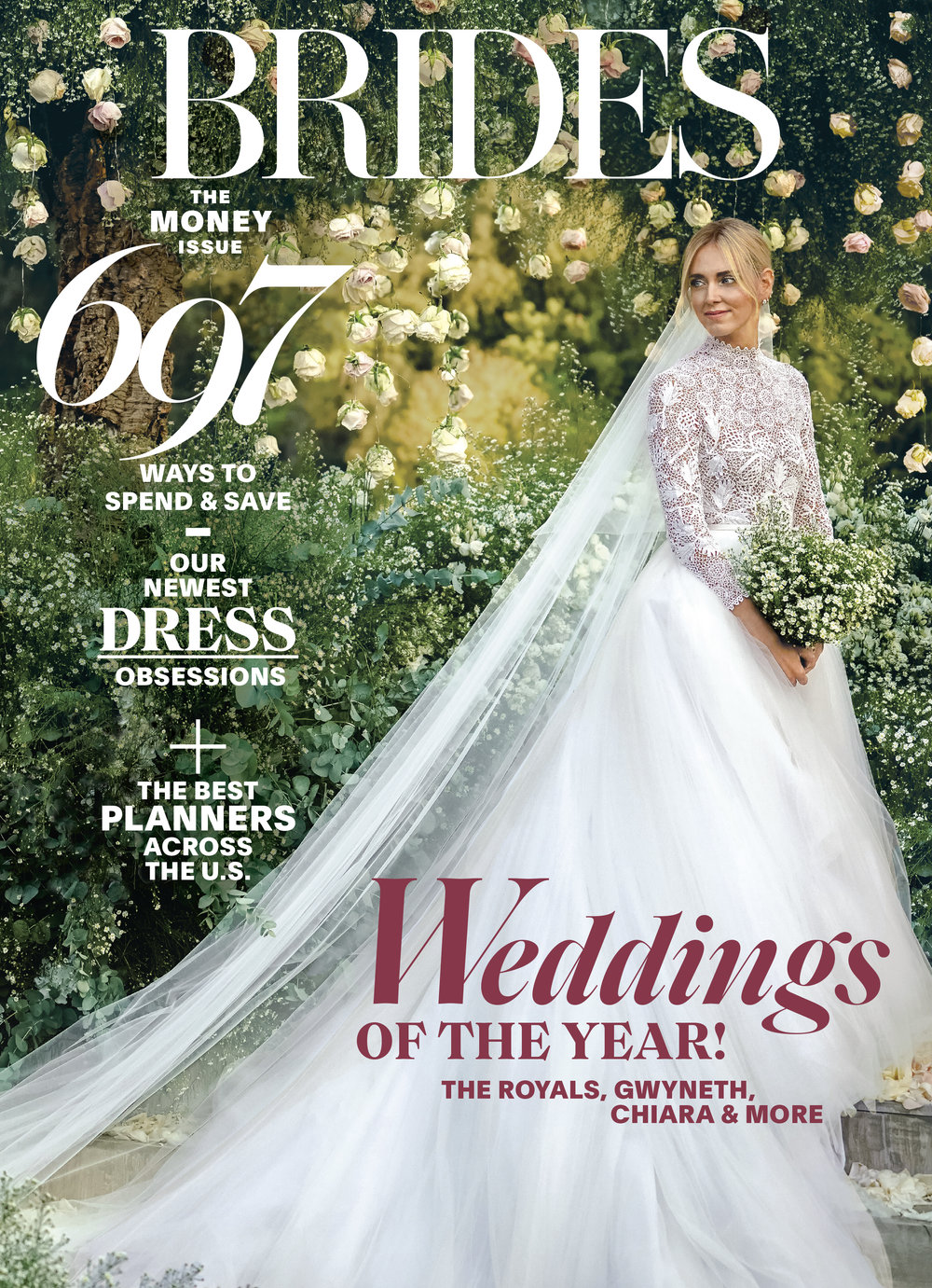 Brides 2018   Named a top wedding planner in the USA