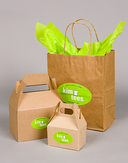 Gift packaging.