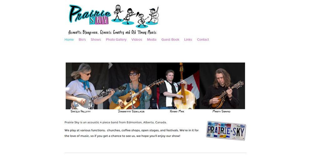 Prairie Sky Band